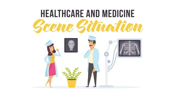 Videohive Healthcare and medicine – Scene Situation Free Download