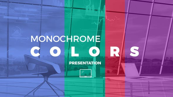 Videohive Monochrome Colors Presentation 27673066 Free 27673066 Free Download