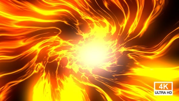 Abstract Fire Twist Background 4K by VIDEOPILOT_pro | VideoHive