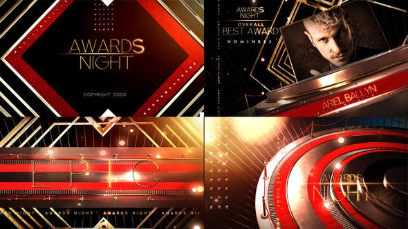 Videohive Awards Show Broadcast Pack 28303058 – After Effects Project Files