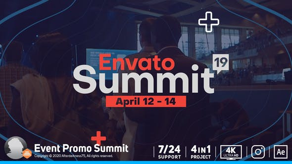 Event Promo Summit