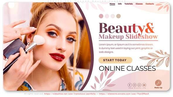 Beauty And Makeup Online Cl By