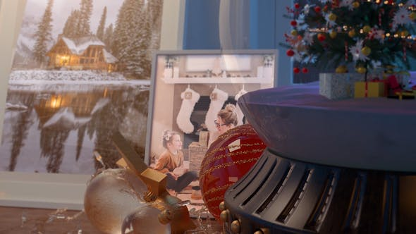 Videohive – Christmas Snow Globe 29589173 Free