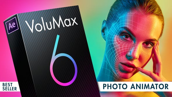 Videohive – VoluMax – 3D Photo Animator V6 – 13646883