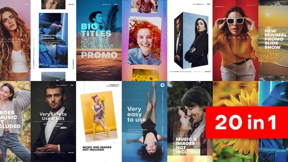 Download Instagram Story Slideshow Pack by raybrayb | VideoHive