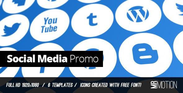 Social Media Promo by MrMotion | VideoHive
