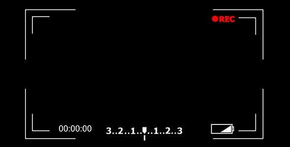 Camera Recording Screen by mrSunshiner   VideoHive