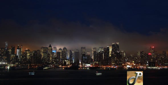 New York City Night Time Lapse Full Hd By Nyc Media Group Videohive