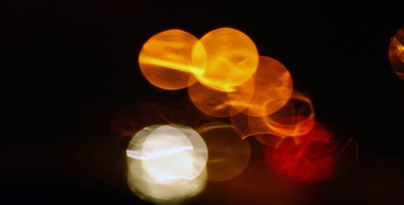 Traffic Bokeh Fireball 2 - Full HD by azamshah72v | VideoHive