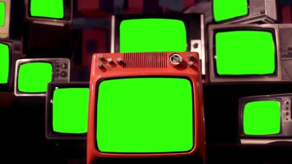 Ace Auto Sales >> Vintage Tvs Green Screen. by Maradonas_land | VideoHive