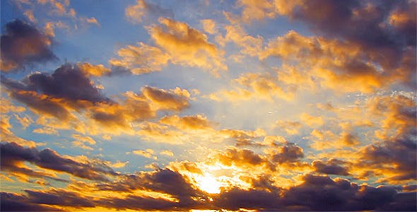 sunset clouds by andrvlad videohive inr