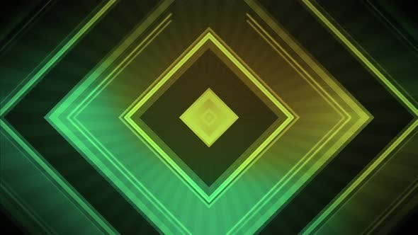 Sharp Squares Illusion by FXBoxx | VideoHive