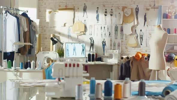 Sewing Fashion Design Studio