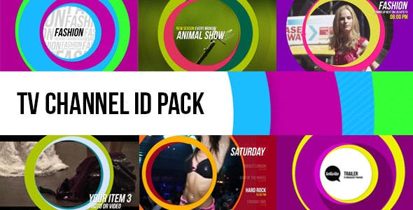 TV Channel ID Pack by lolivito | VideoHive