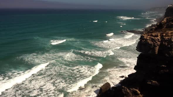 Calming Sea Waves by DREAM_LANDSCAPE | VideoHive