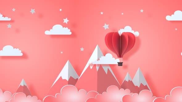 Origami Hot Air Balloon - DIY paper craft | Paper Hot Air Balloon ... | 332x590