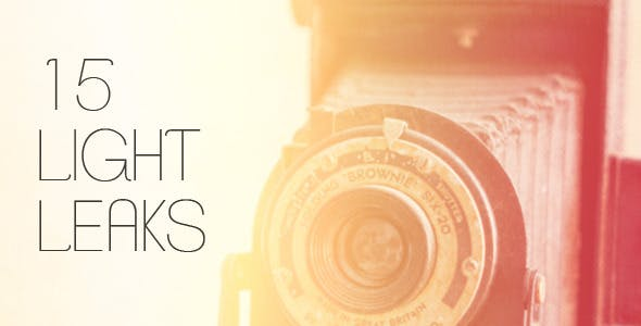 Vintage Light Leaks by Juan323 | VideoHive