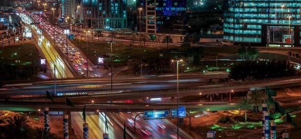 Riyadh Time Lapse For City Center by mhmd575 | VideoHive