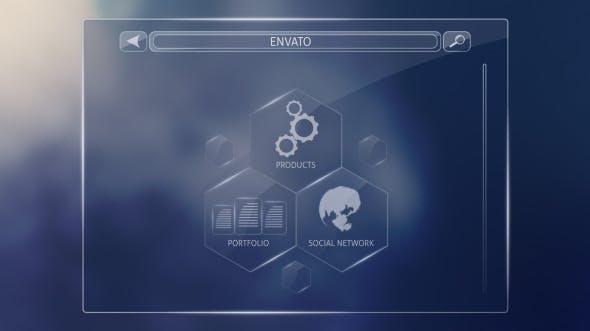 Videohive Glass Website Promo 6809577 Free