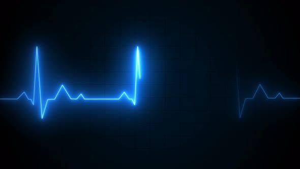 Heart Beat Pulse by vokri | VideoHive