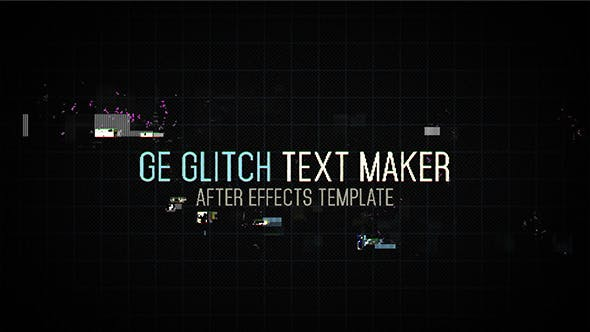 Ge Glitch Text Maker 3 - 3