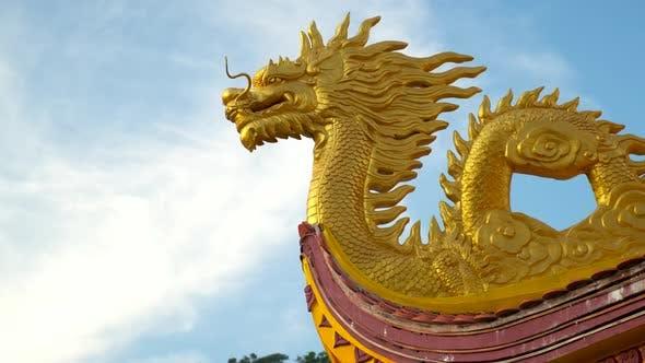 golden dragon buddhism