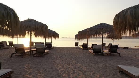Beach Sunrise V1