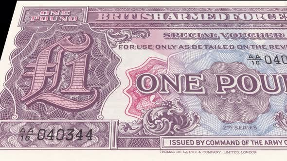 Great Britain Currency By