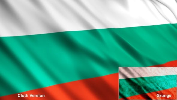 Bulgaria Flags by StrokeVorkz | VideoHive