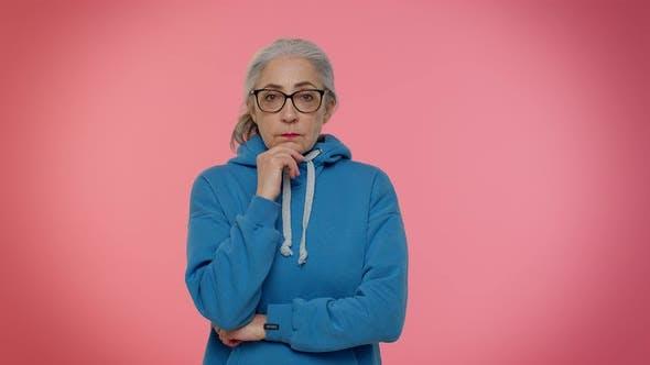 Com granny mature Exclusive clip: