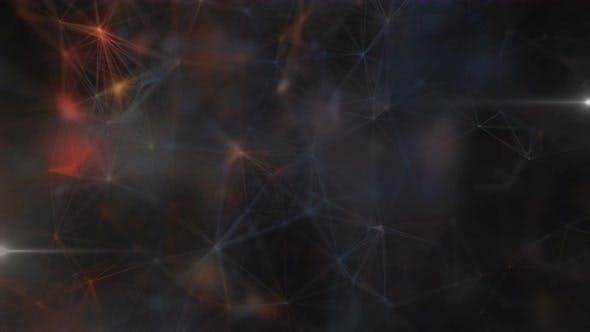 Cinematic Dreamy Titles Backdrop 4k by AlexM76 | VideoHive